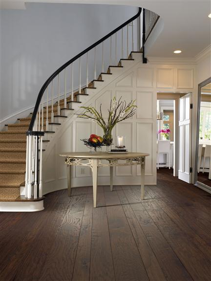 hardwood flooring in bountiful